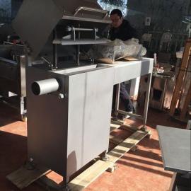湖北-1肉卷成型机,全不锈钢肉卷成型机,肉卷成型机的正确使用视