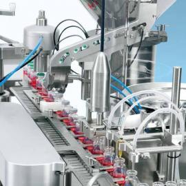 FPC50制剂蠕动灌装机