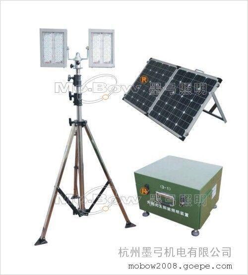便携式太阳能灯MO-518