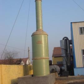 金昌锅炉脱硫塔 脱硫塔 玻璃钢脱硫塔