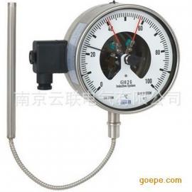 WIKA 带开关电接点的气包式温度计 型号 73-8xx