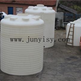 湖州10立方液体储存罐 安吉10吨药剂储存罐 大容量储存罐