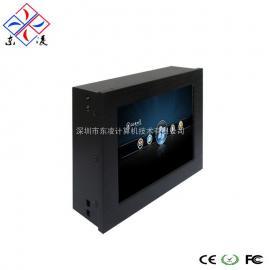 7寸嵌入式宽温宽压工业电脑
