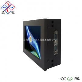 7寸LINUX系统工业电脑支持CAN/RFID