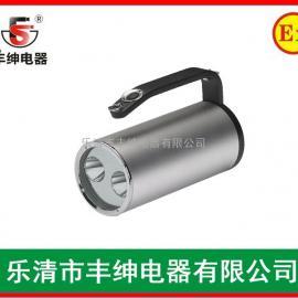 RJW7101手提式防爆探照灯3*3W手电筒照明灯