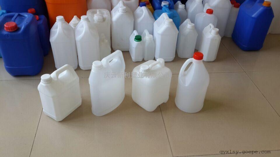 4L塑料桶,4KG塑料桶,4升塑料桶厂家供应