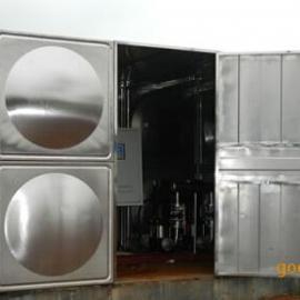 生活箱泵一体化