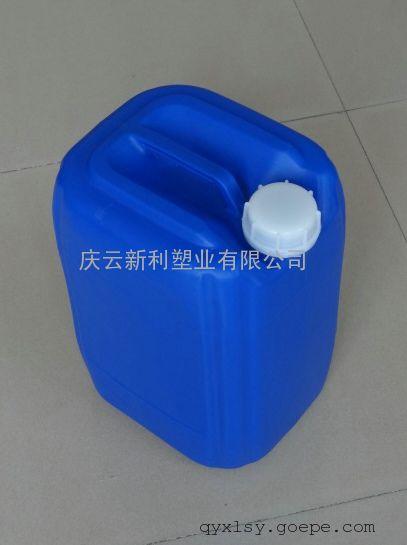 庆云新利塑业15KG闭口堆码塑料桶,15公斤塑料桶