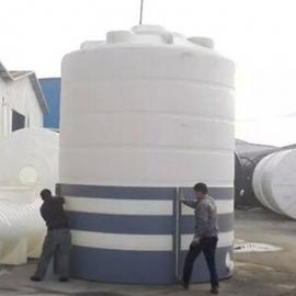 北京30乘方耐腐化塑胶储罐白灰增加剂贮存罐环保油储罐