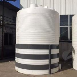 贵州15立方耐酸碱搅拌罐全新LLDPE塑料储罐滚塑工艺