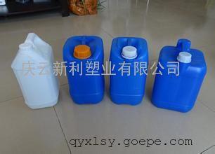 庆云5KG塑料桶,5L塑料桶,5公斤塑料罐厂家供应