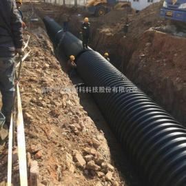增强型聚乙烯排污管,300聚乙烯排污管