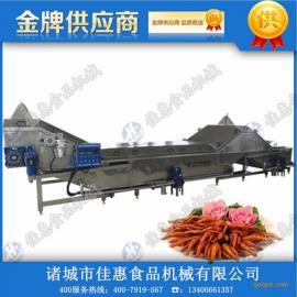 供应蔬菜漂烫杀青机 玉米漂烫机 鸭爪预煮卤制机 厂家直销