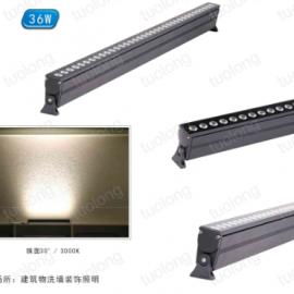 36*1W暖白光LED大功率泛光��