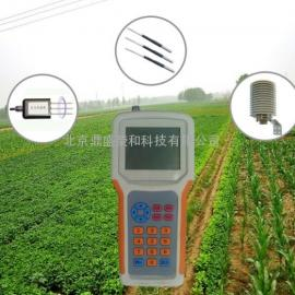 多参数土壤墒情速测仪
