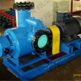 1500立方双螺杆泵2LB1-1500-J配套柴油机整机
