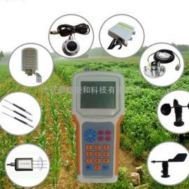 手持式智能农业气象环境检测仪 DS