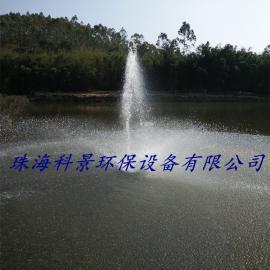 河流喷泉曝气机