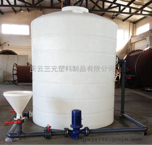【厂家直销山东济南5吨减水剂复配罐10吨液体储存罐