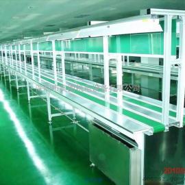 广州环形皮带流水线 深圳双皮带流水线(奥图机电)