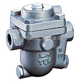 日本TLV-J3X疏水阀-进口蒸气疏水阀