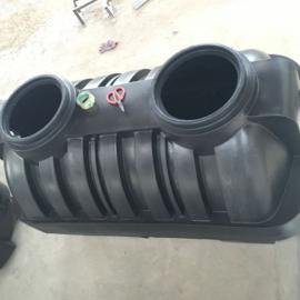 北京一次成型乡村转型公用化粪池三格PE化粪池持家雨水收集桶