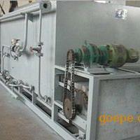 肉苁蓉专用网带式干燥机