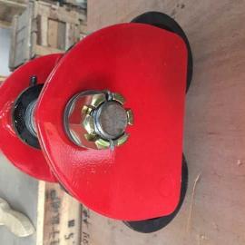 供应钢轮2T单轨小车 起重设备配件专供