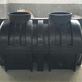 横县一次成型滚塑2乘方PE化粪池1.5吨持家环保化粪池