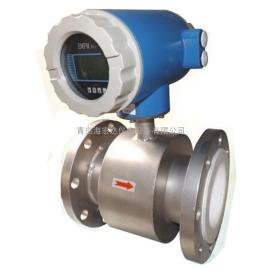 dn65污水流量计|管道式消防水流量计