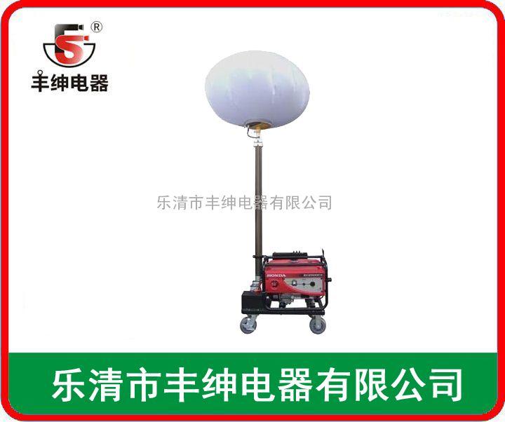 移动照明灯塔|4.5米|10米|球型照明灯