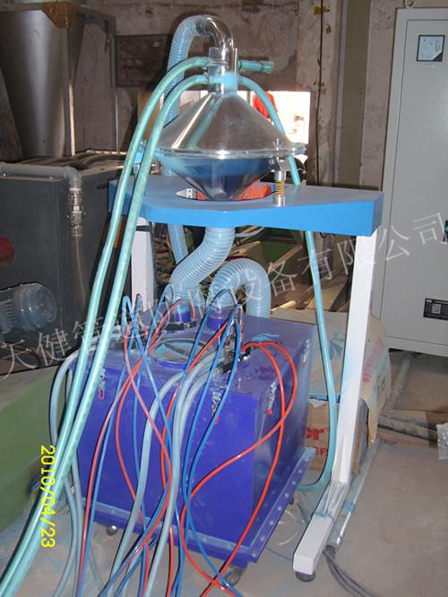 不锈钢供粉流化桶 粉末静电喷涂设备