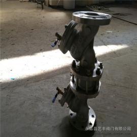 不锈钢HS41X防污隔断阀
