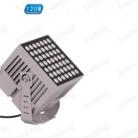 120W大功率LED投光�酎S光