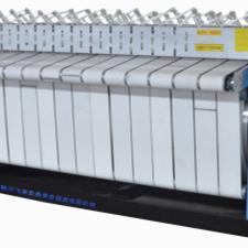 四川飞洁厂家供应3000双辊导热油烫平机