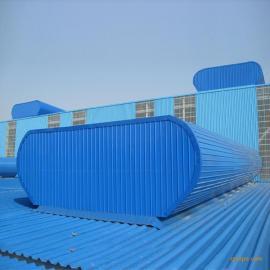 专业制造弧线形通风气楼 屋顶自然通风器 采光通风天窗厂家