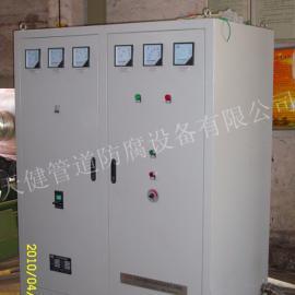 管道中频加热炉系统