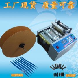 广东硅胶管硅胶条?#20204;?#26426; 橡胶软管切管机 热缩套管切管机