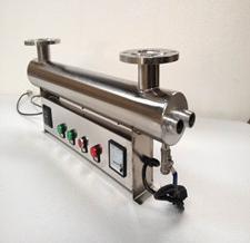 厂家直销吉林长春线消毒器/过流式紫外线消毒器/紫外线杀菌仪
