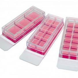 ibidi 3孔/8孔/12孔可移除插件培养载玻片
