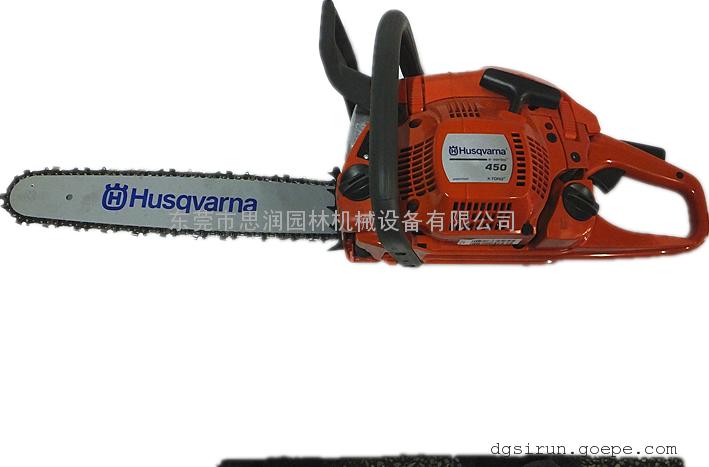 供应富世华450油链锯胡斯华纳18寸专业伐木油锯总代理批发