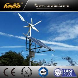 尚能输电线路图像监控防外力破坏装置风光互补智慧监控供电系统