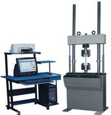 PWCD-50电液伺服接触网预埋槽道疲劳试验机