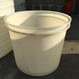 厂家供应青岛泡菜桶敞口圆桶大小腌制桶