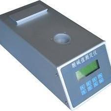 润滑油酸碱值测定仪