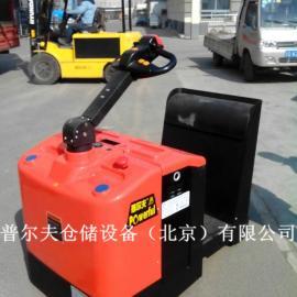 供应 3.5吨站驾式牵引车 可定做4.5吨座驾式电动牵引车