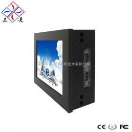 7寸WIN7/XP系统工控一体机支持CAN