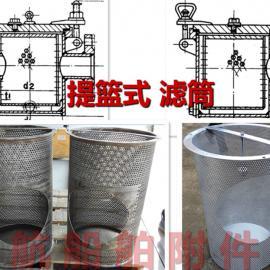 主机海水泵进口海水滤器CB/T497-1994