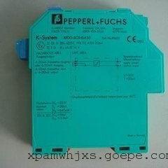 倍加福开关量输入信号调节器KCD2系列