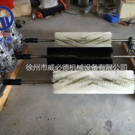 电动毛刷清扫器 WBD-XQ-B650